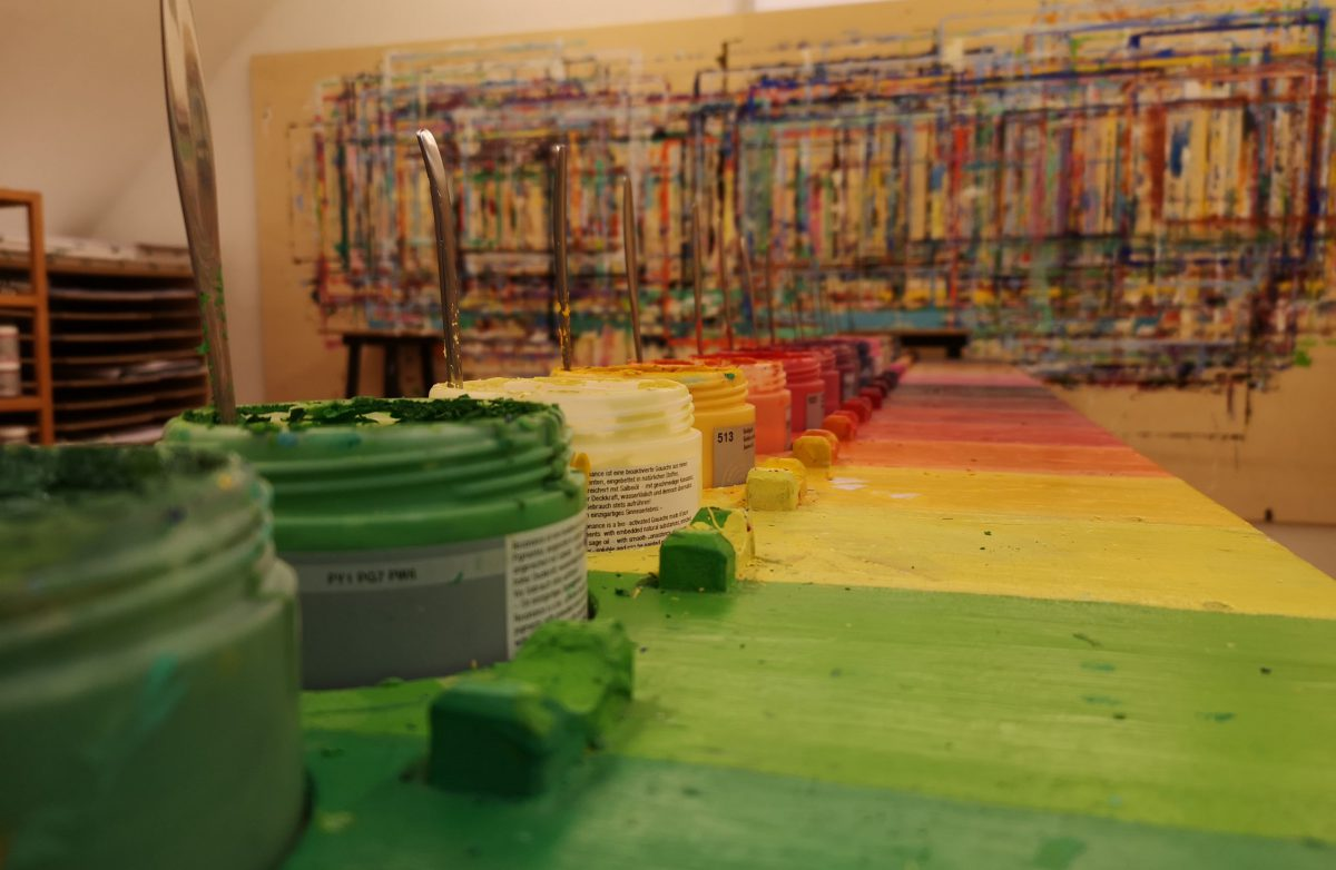Praxis-Atelier Malwelt